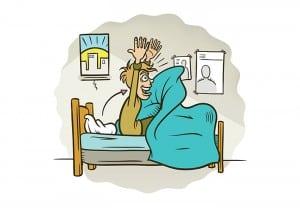 Tips para levantarme más temprano