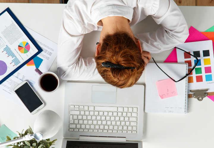 Lo que haces mal en el trabajo