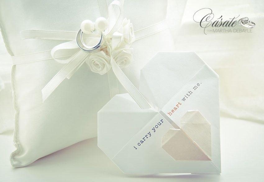 Protocolo de invitaciones y regalos para boda martha debayle for Que poner en los banos de una boda
