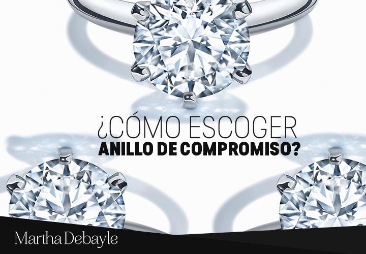 0fa9c681c7bd ¿Cómo escoger anillo de compromiso  - Martha Debayle