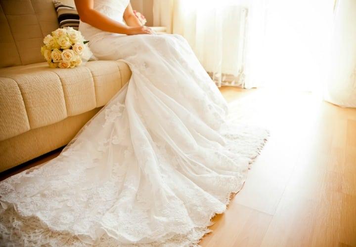 5 reglas de oro para escoger vestido de novia - martha debayle