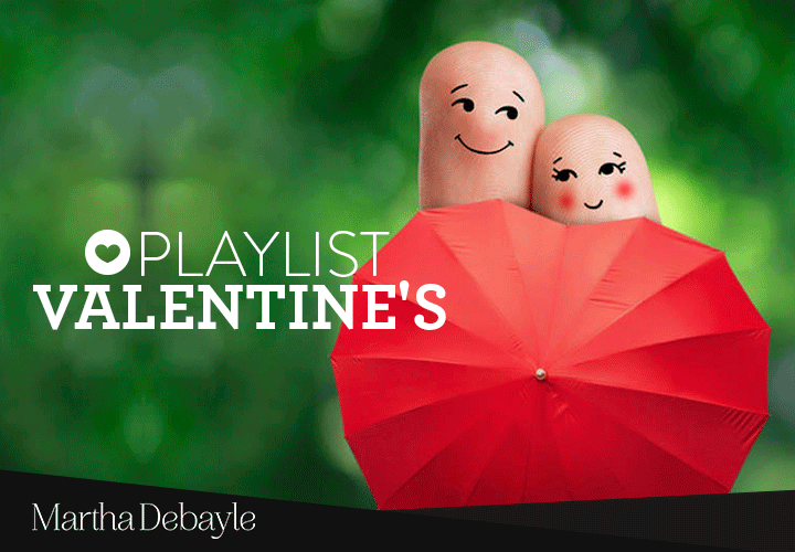 Playlist-valentine's