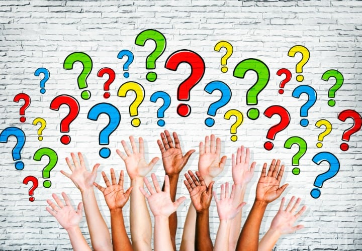25 stupid questions (but very difficult to answer)