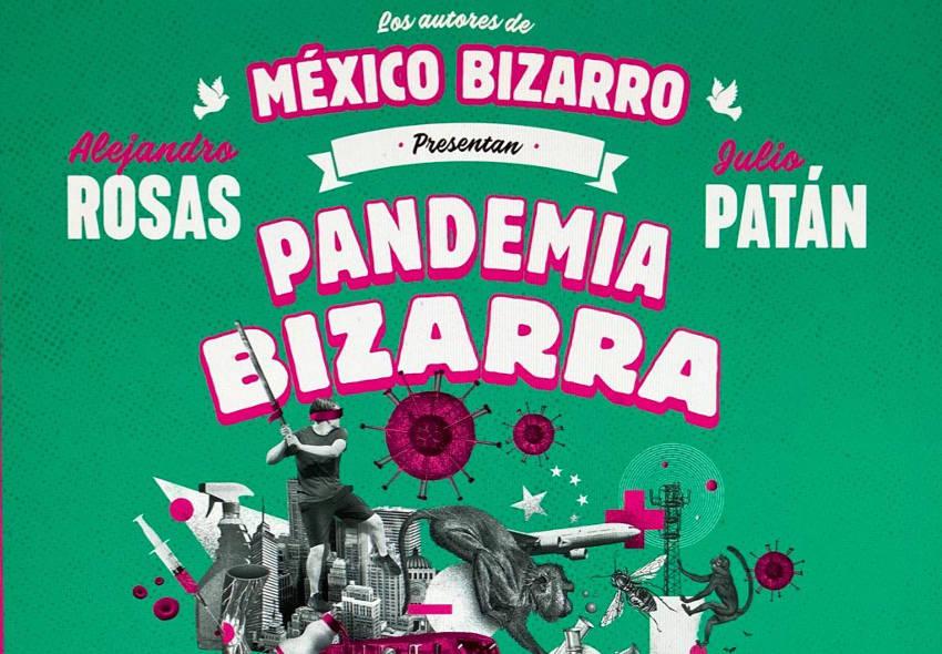 » Libro: Pandemia Bizarra